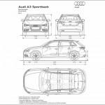 Audi A3 Sportback 2013 : Modernité classique (galerie