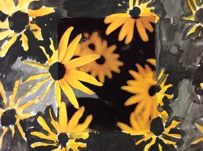 Schetti macht Schule Ausschnitte von Blumenbildern weiter
