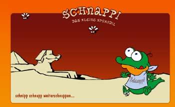 Novala. Europa.: Schnappi's End