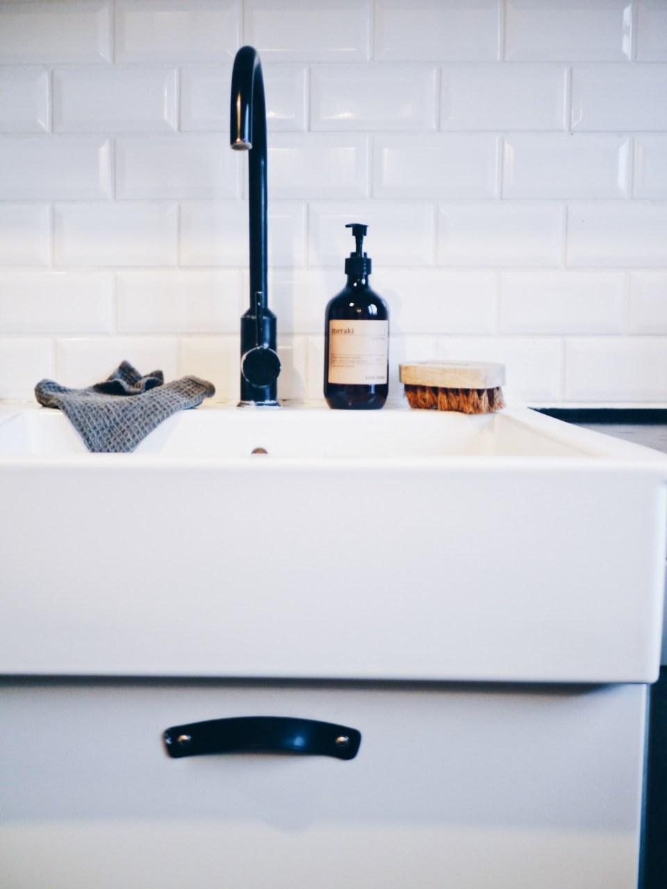 porcelænsvask