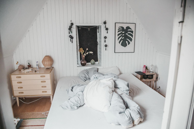 Nyt Sovevaerelse For Efter Billeder Johanne Kohlmetz