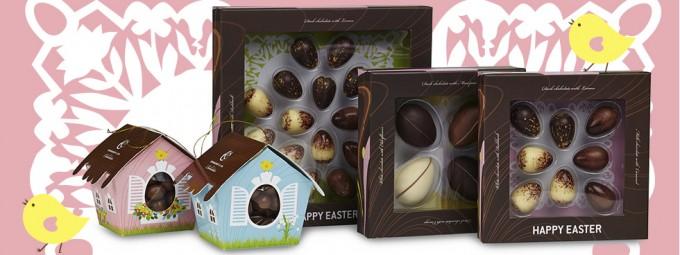 Konnerup påske chokolade