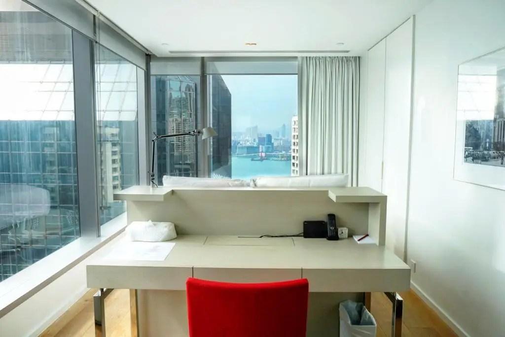 香港網紅酒店:香港第二十一威菲路酒店,擁3面落地窗房間,銅鑼灣全海景拍照酒店   HotelDig.com