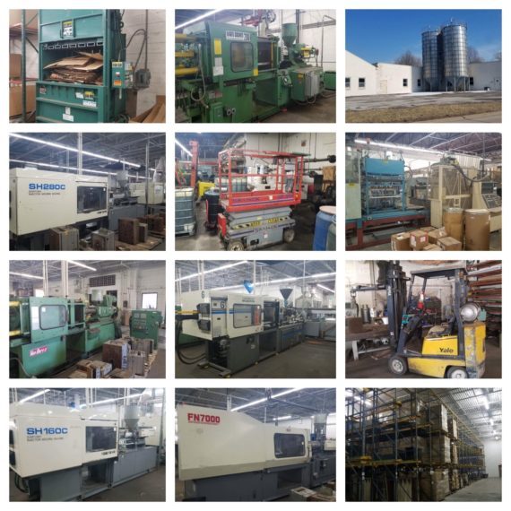 Injection Molding Plant Machinery/Equipment… | Buddy ...