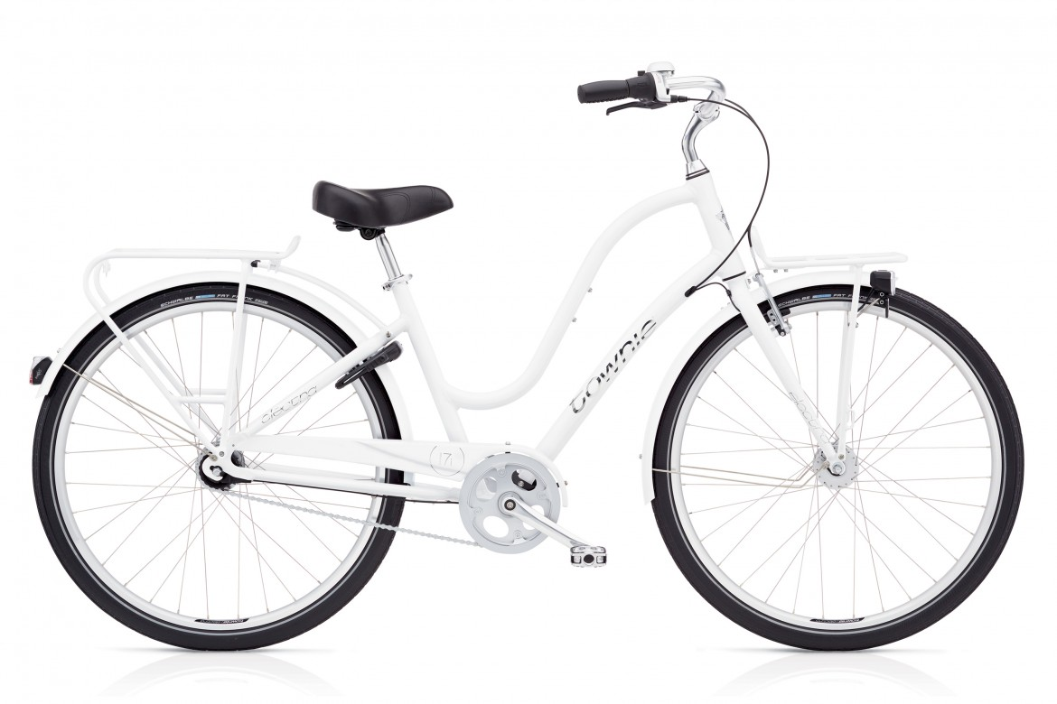 Electra Townie Commute 7i Eq White Damesfiets