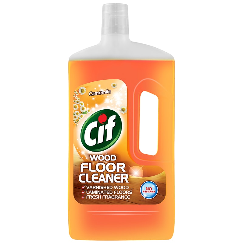 BM Cif Wood Floor Cleaner Camomile 1L  228710  BM