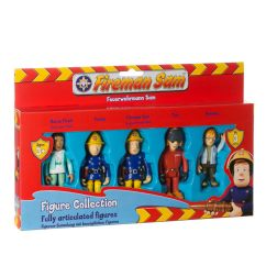 Play Kitchen For Toddler Cork Flooring B&m Fireman Sam Fully Articulated Figure Collection ...