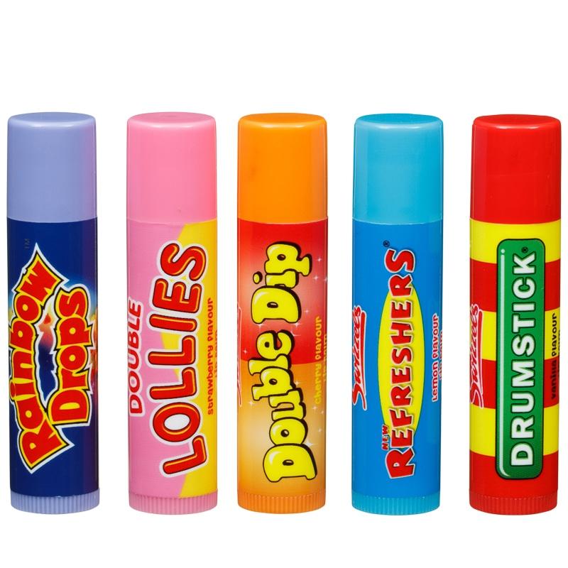 BM Swizzels Sweet Treats Lip Balm Collection  249667  BM