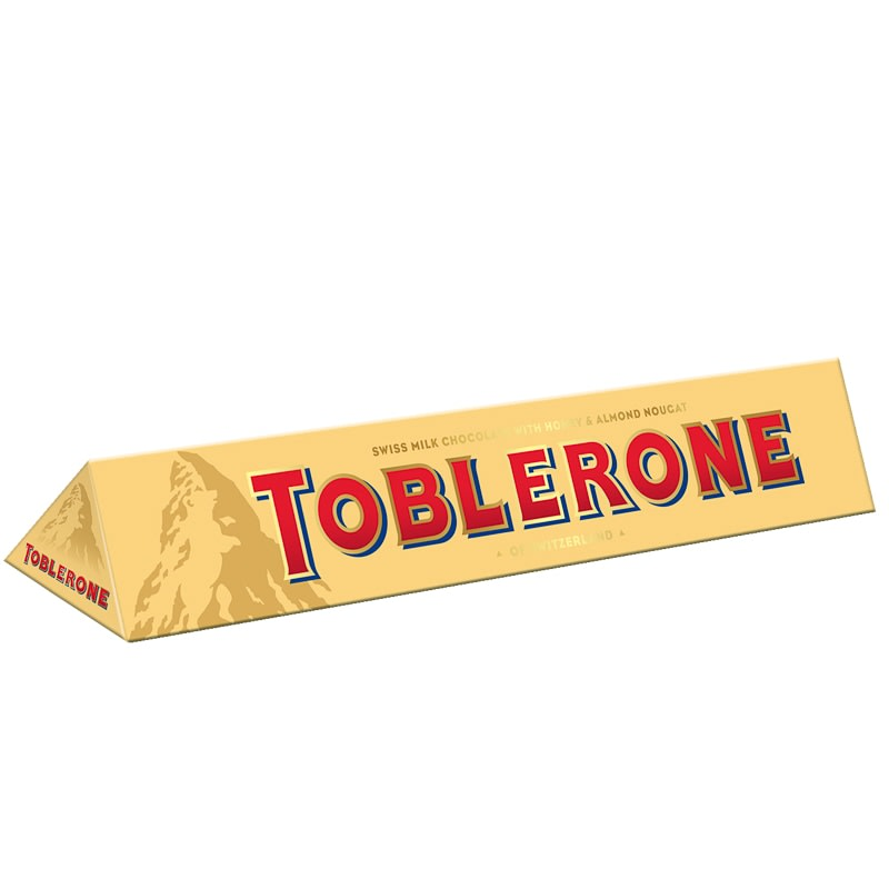 Toblerone Bar 150g Chocolate Boxes Confectionery BampM