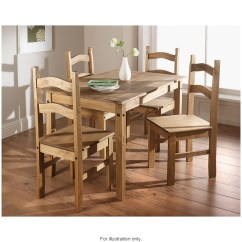 2 Seater Table And Chairs B M French Cross Back Dining Chair Rio 5 Piece Set Furniture Sets 268426