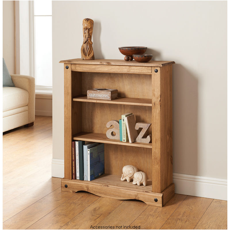 Rio Bookcase 3 Shelf  Furniture  BM