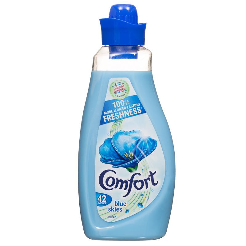 BampM Comfort Blue Skies Fabric Conditioner 15L 282378 BampM