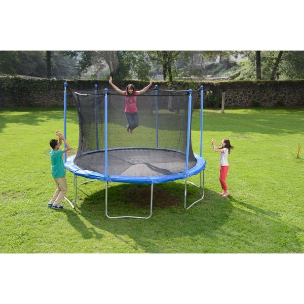 Trampoline & Enclosure 12ft - Outdoor Toys