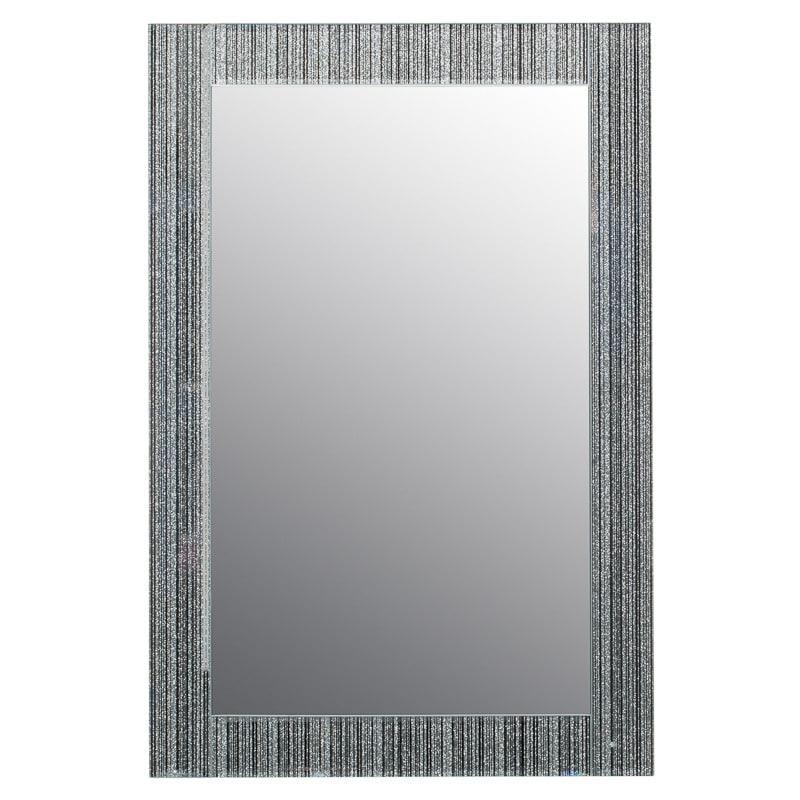 BampM Glitter Frame Mirror 295573 BampM