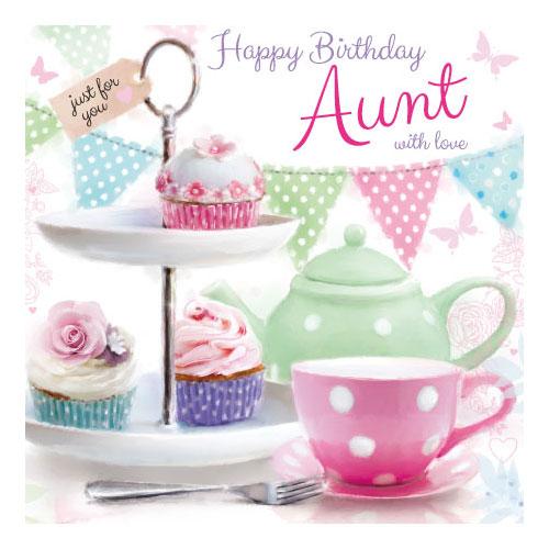 Happy Birthday Aunt Birthday Cards BampM Stores