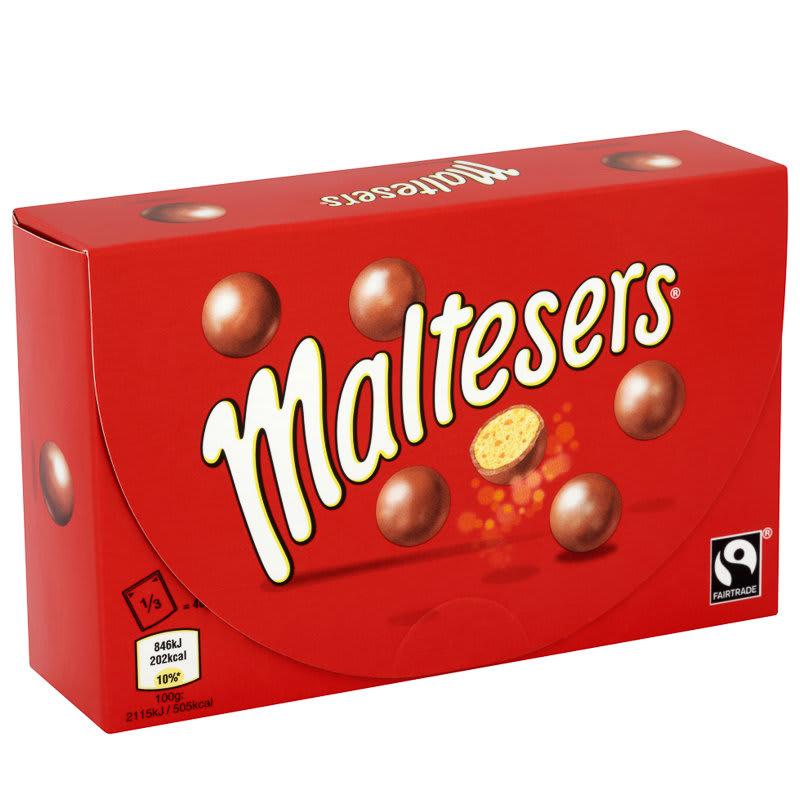 Maltesers Box  Chocolate Chocolate Box