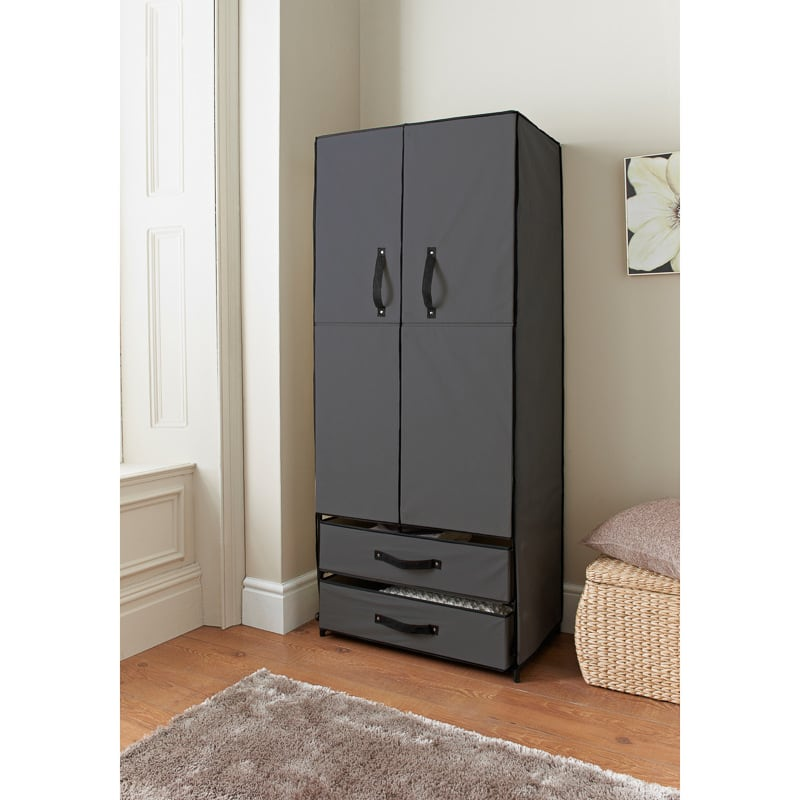 ikea kitchen rugs knobs deluxe double canvas wardrobe | bedroom furniture, furniture