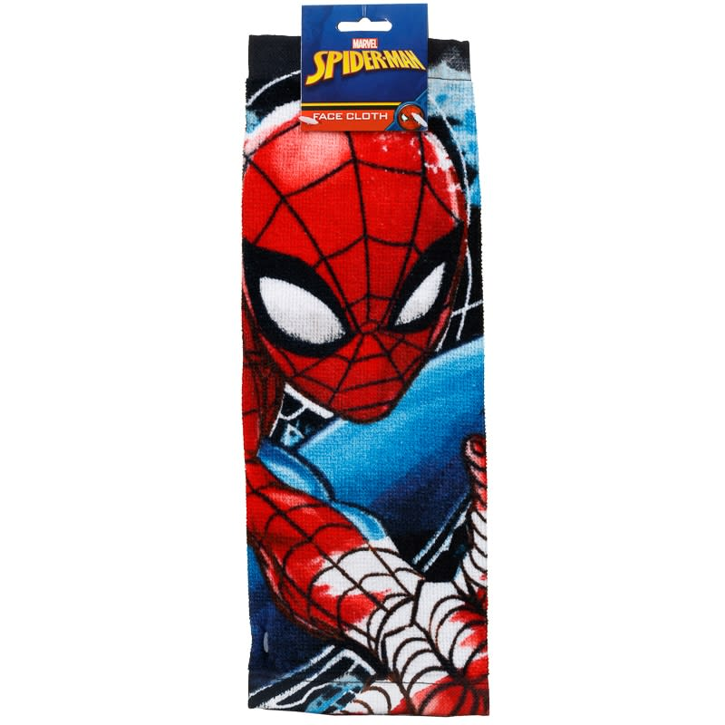 SpiderMan Face Cloth  Marvel  Towels  BM