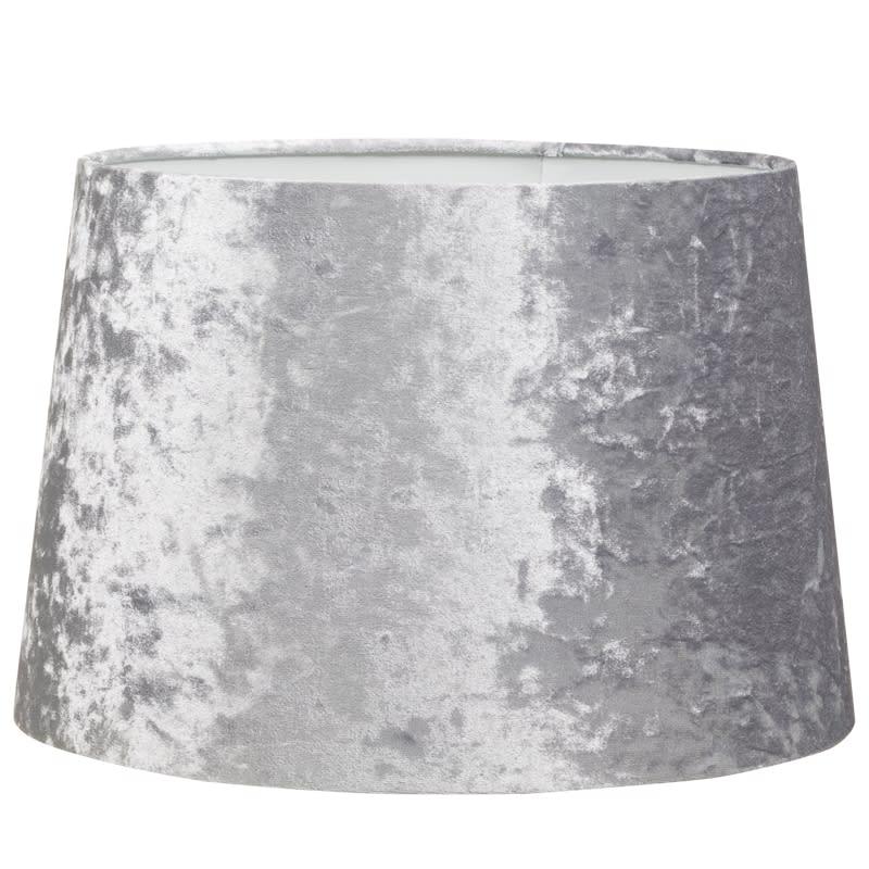 Crushed Velvet Light Shade  Home Decor Lighting  BM