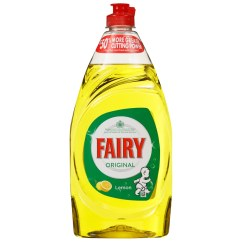 Play Kitchen For Toddler Swan Sinks Fairy Original Washing Up Liquid - Lemon 780ml | Household