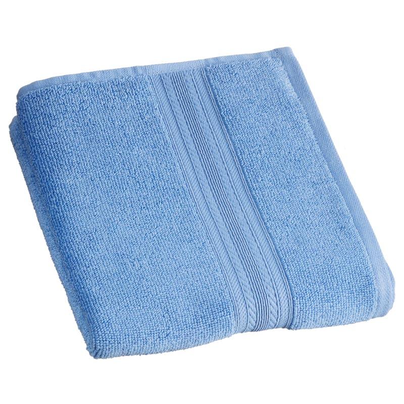Signature Zero Twist Hand Towel  Cornflower  Bathroom  BM