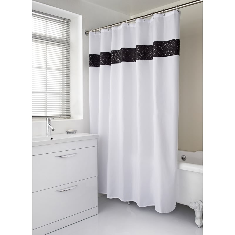 play kitchen for toddler shelving ideas diamante shower curtain | home bathroom - b&m