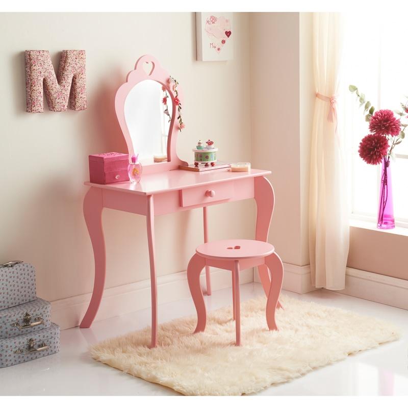 Amelia Vanity Set  Bedroom  Childrens Furniture  BM
