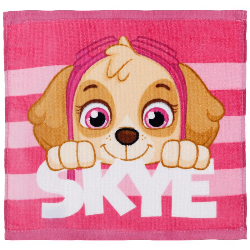 Paw Patrol Face Cloth  Skye  Towels  BM
