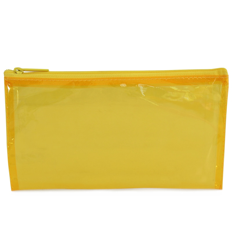 Tinted Pencil Case  Back to School  Stationery  BM