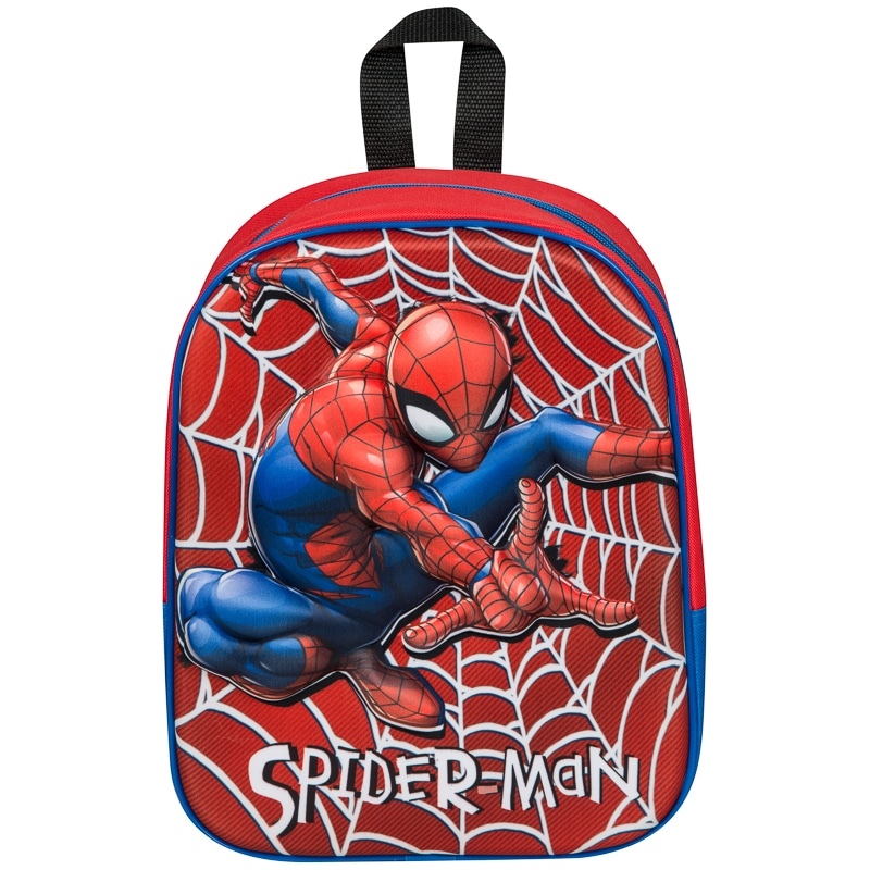 Spider Man 3D Bag Kids Bags Amp Backpacks BampM