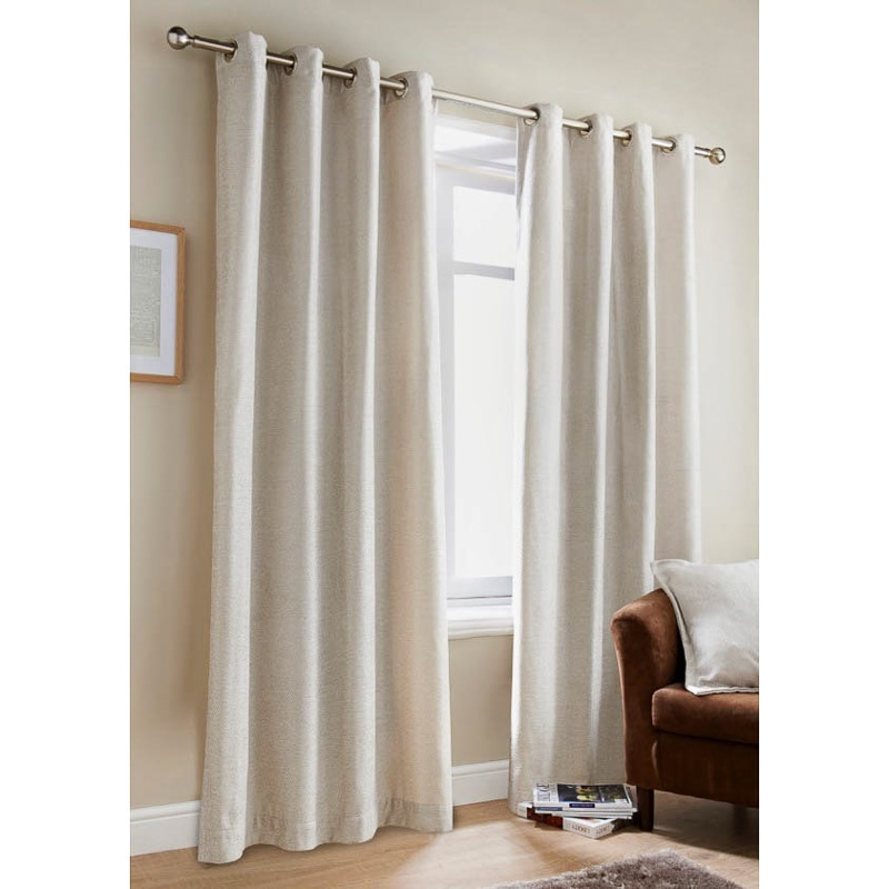 Oakley Oxford Chenille Curtains  90 x 90  Home  BM