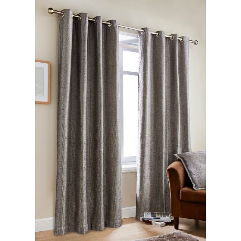 Oakley Oxford Chenille Curtains  66 x 72  Home  BM