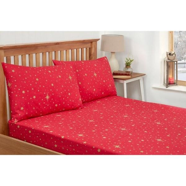 Serape Brushed Cotton Sheet Set