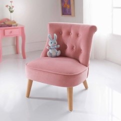 Big Camping Chair Cover Under Booster Seat Amelia Velvet Kids | Children's Furniture - B&m