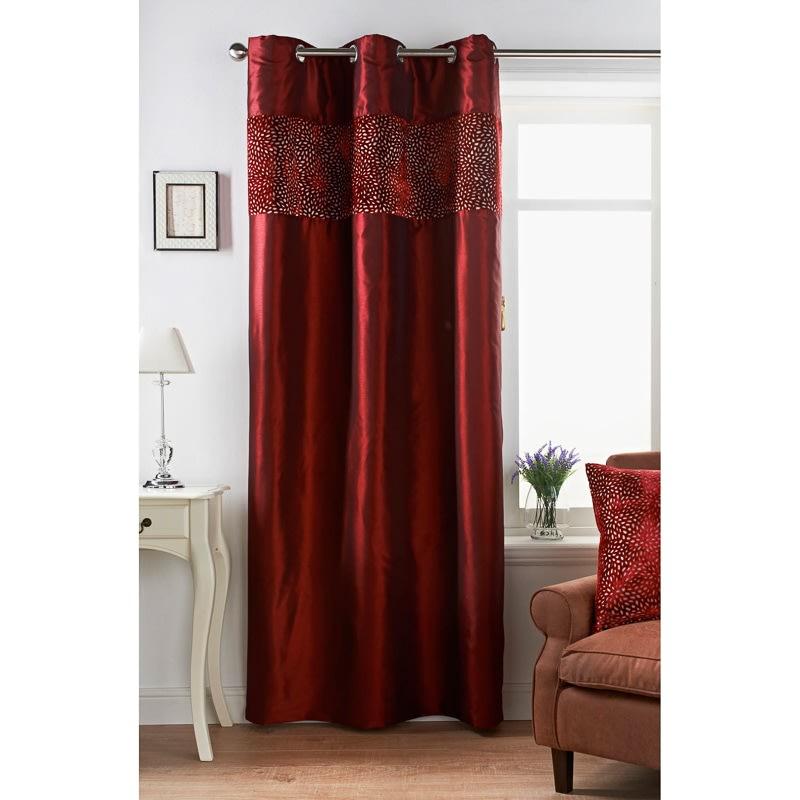 Westminster Velvet Thermal Lined Curtain Panel 54 x 86  BM