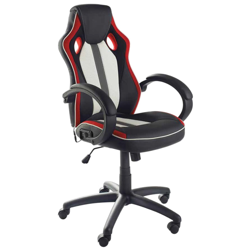 Fast Traxx Bluetooth Gaming Chair  Office Furniture  BM