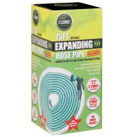 Flexihose Expanding Hose Pipe 75ft | Watering - B&M
