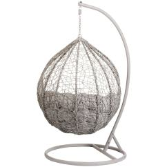 Egg Chair Swing Grey Covers Ikea Siena Hanging Garden Furniture B M 331302 Back