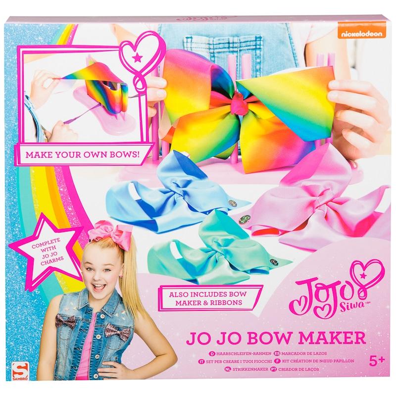 mobile food kitchen for sale artwork jojo bow maker | kids toys craft & design - b&m