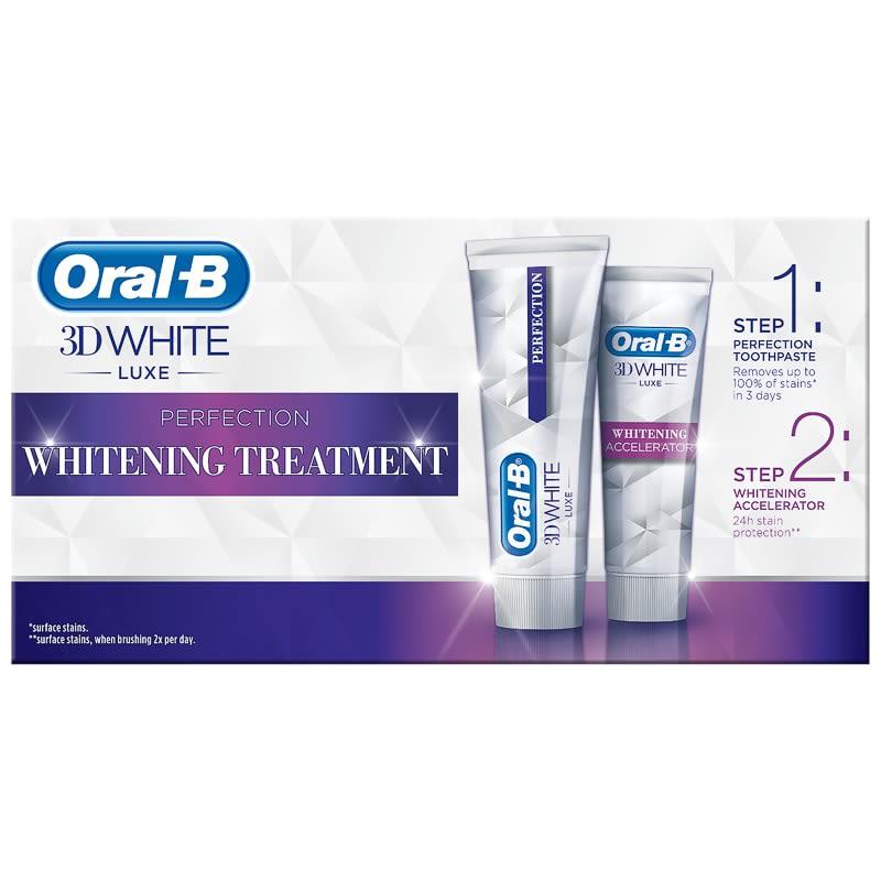 Oral-B 3D Whitening Treatment Kit   Dental - B&M