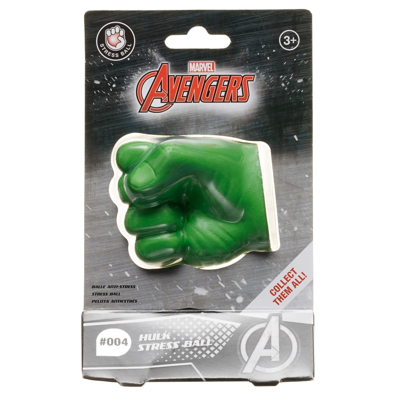 marvel avengers stress ball