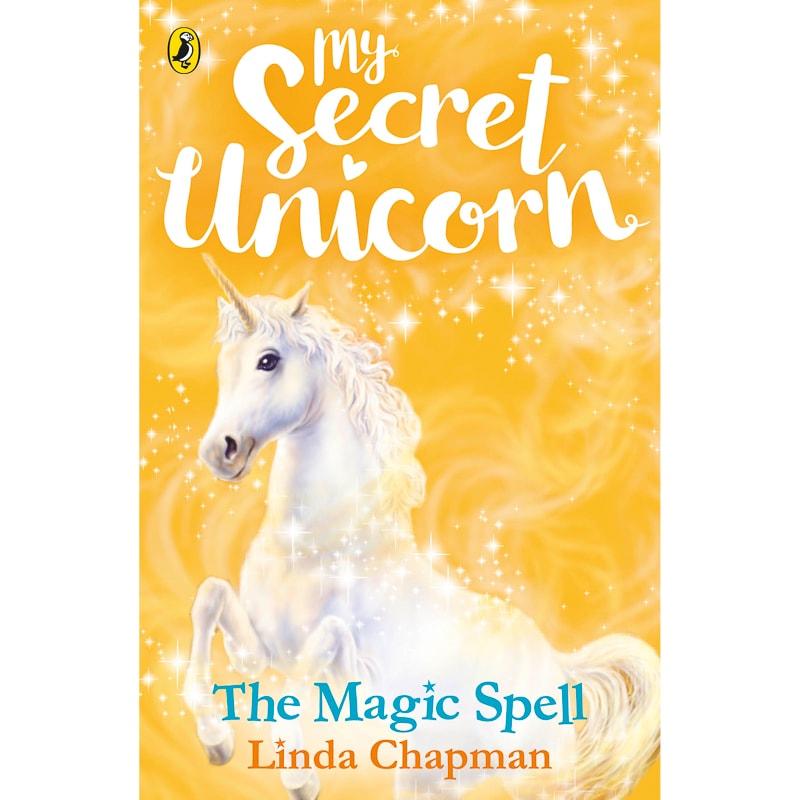 My Secret Unicorn The Magic Spell  Books  BM