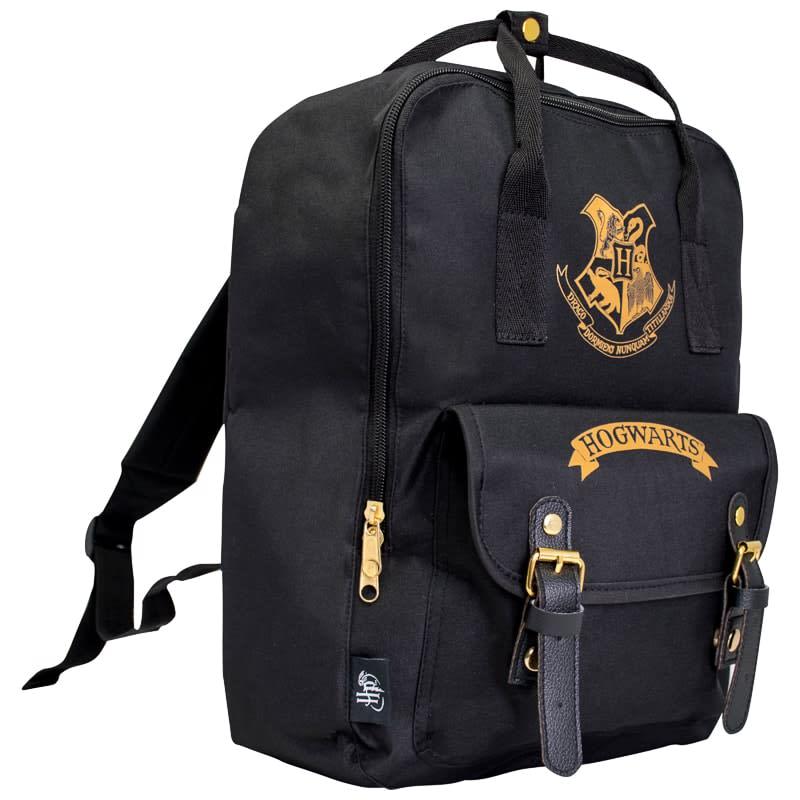 Harry Potter Deluxe Backpack  Black  Bags  Backpacks  BM