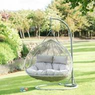 hanging garden pod chair uk fancy high siena egg furniture b m snuggle