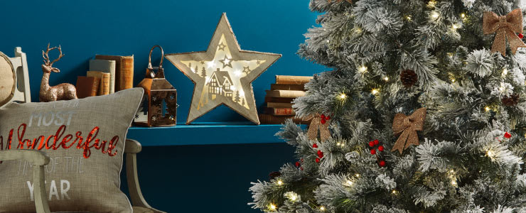 Cheap Christmas Decorations Sale At BampM Stores