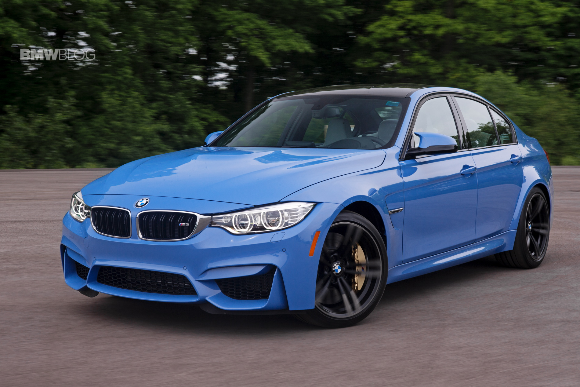 Bmw M3 And M4 At Road America