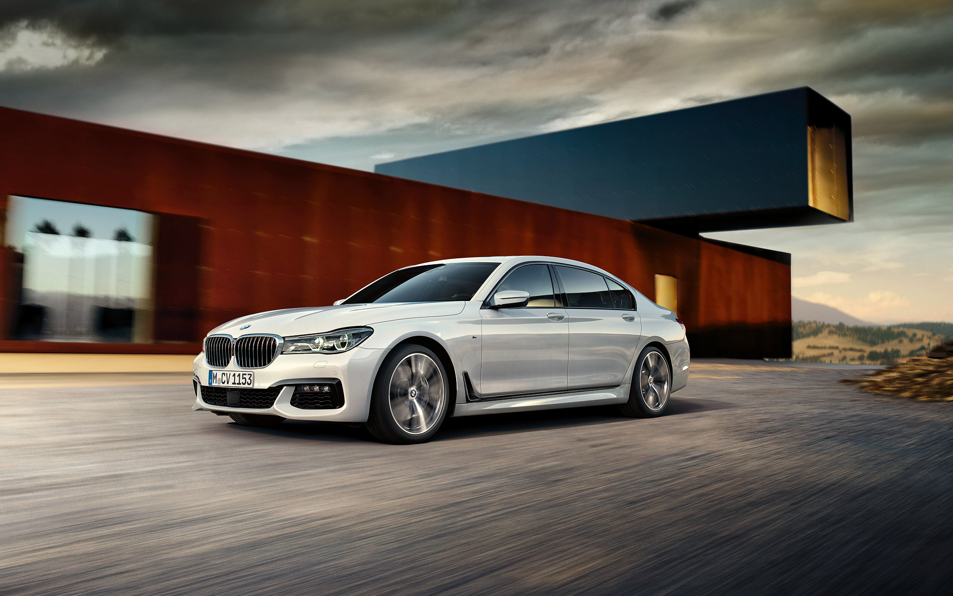 Us Pricing Order Guide For 2016 Bmw 7 Series