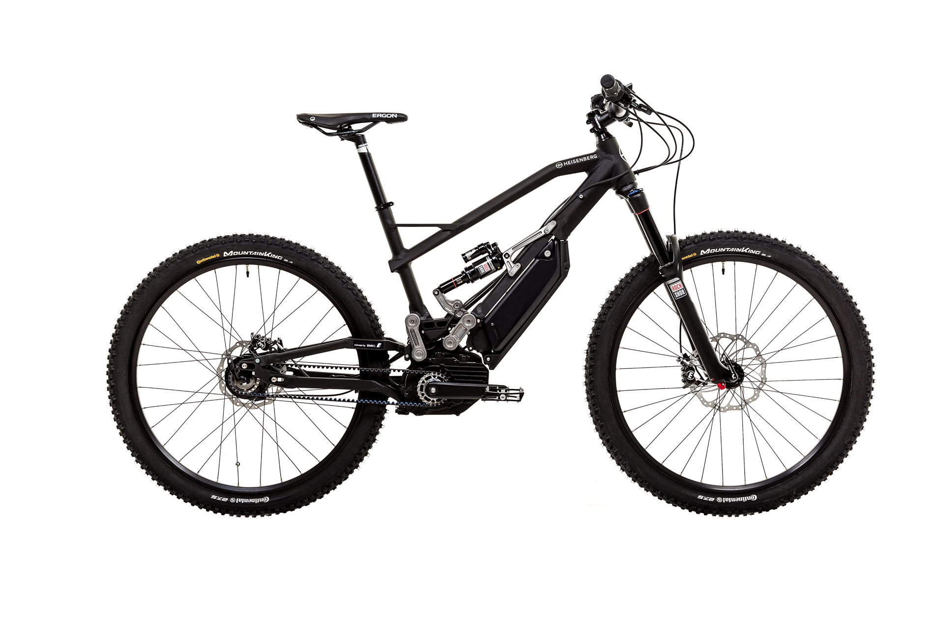 Bmw I Patent Powers Ebike