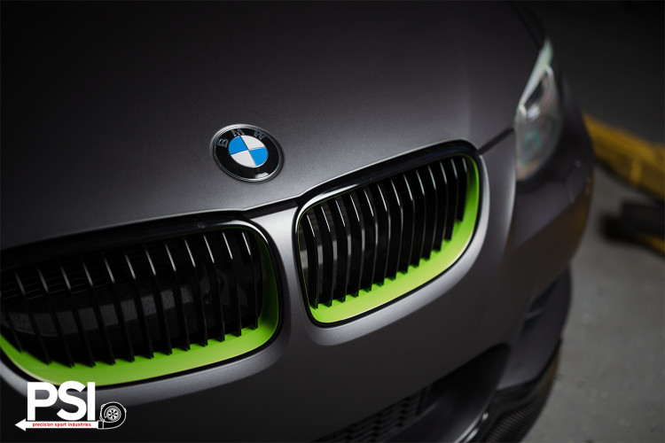 The Ghost Chameleon Bmw 335is Project By Psi