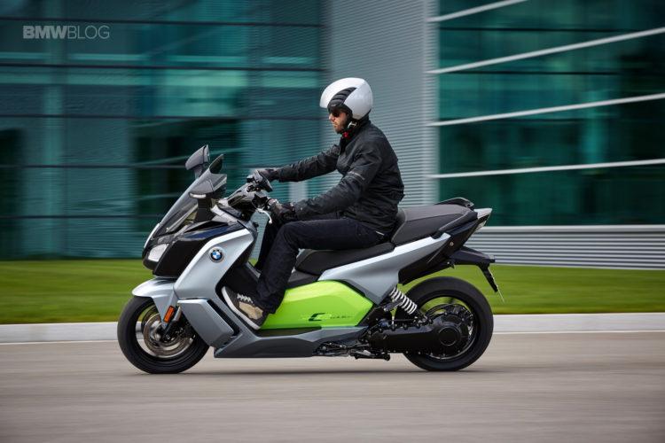 BMW C Evolución Scooter 11kw 4 750x500